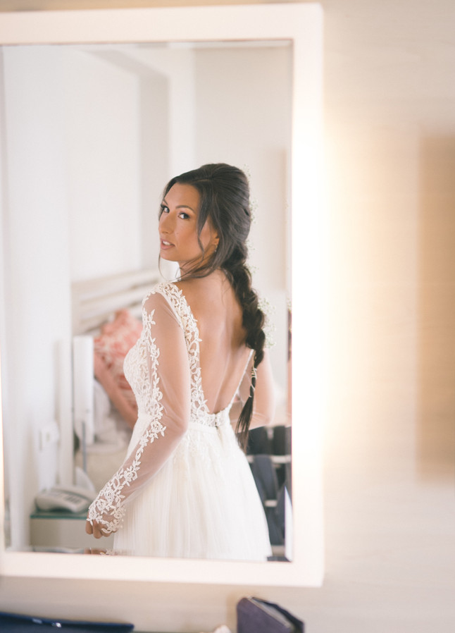 Beautiful Bride from Sweden!