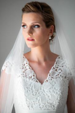 bridal make up, romantic, Naxos
