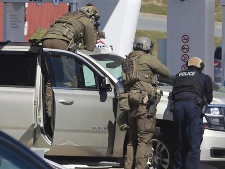 قتل عام جمعی در نوا اسکوشیا