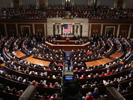 تصویب قطعنامه محدود کردن اختیارات جنگی رییس جمهور آمریکا در مجلس نمایندگان