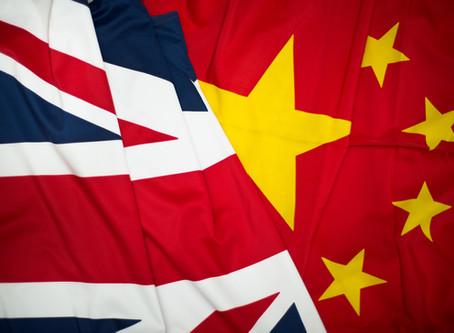 جنگ لفظی انگلستان و چین بر سر هنگ کنگ