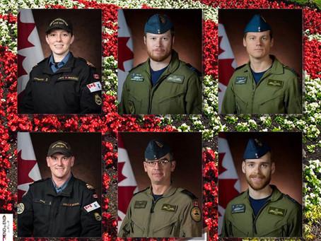 یادبود شش نیروی نظامی کانادا