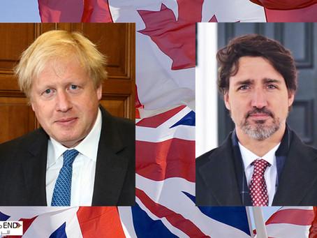 روابط تجاری کانادا و انگلیس در پسا برگزیت