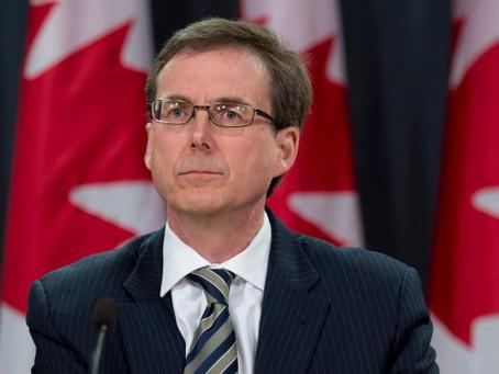 سخنان رییس بانک کانادا در اتاق بازرگانی