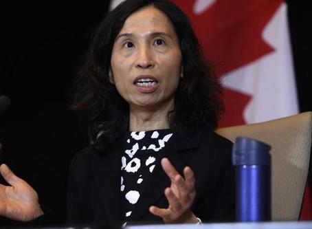 هشدار دکتر ترزا تام در باره افزایش موارد کووید ۱۹ در کانادا