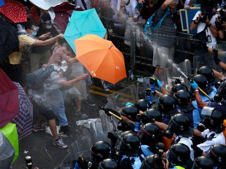بیانه کانادا و سه متحد آن درباره هنگ کنگ