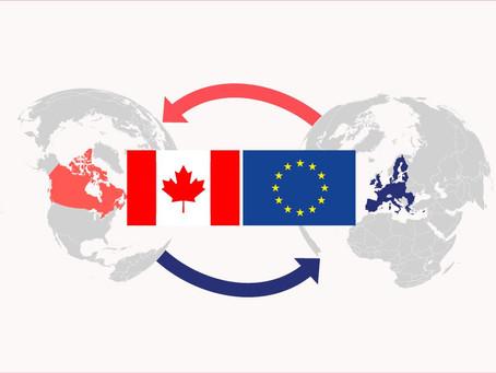 خروج کانادا از لیست سفید ورود به اتحادیه اروپا