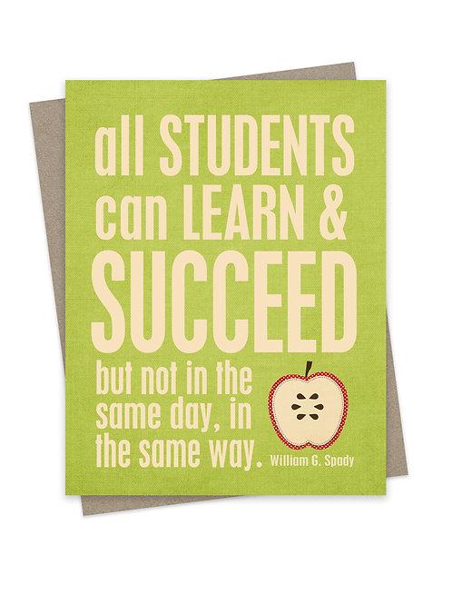 Learn & Succeed