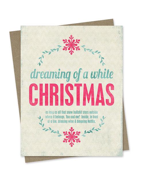 White Christmas Binge