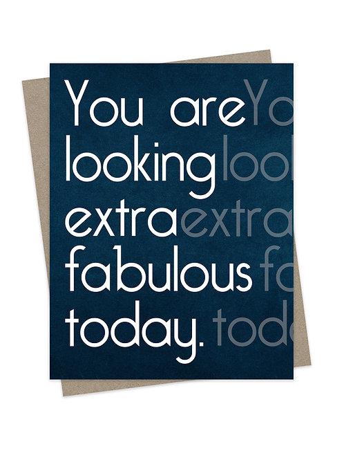 Extra Fabulous