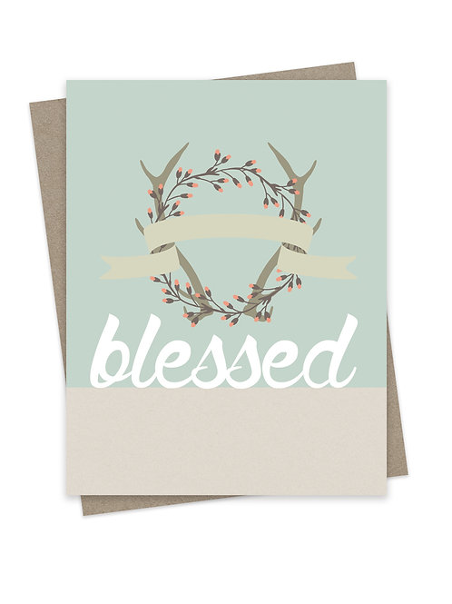 Blessed Antlers