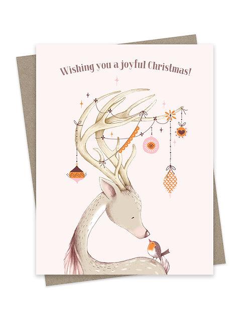 Wishing You a Joyful Christmas