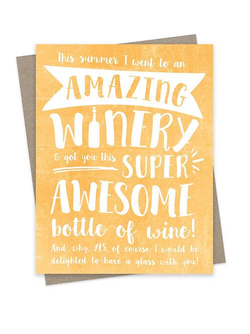 Amazing Winery