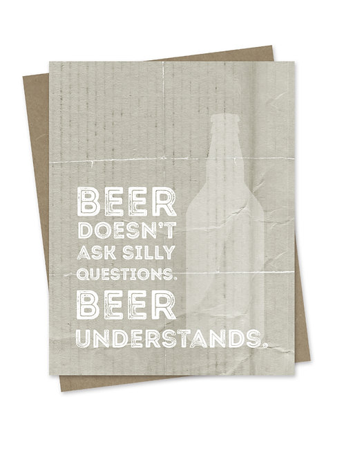 Beer Understands