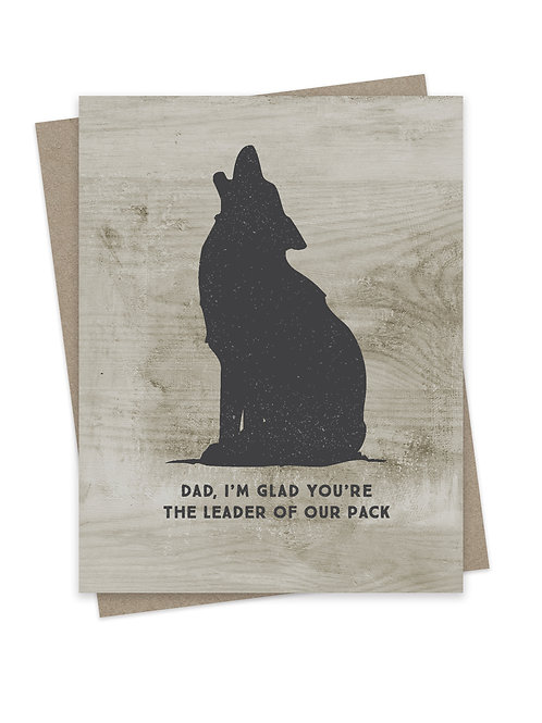 Leader of Our Pack