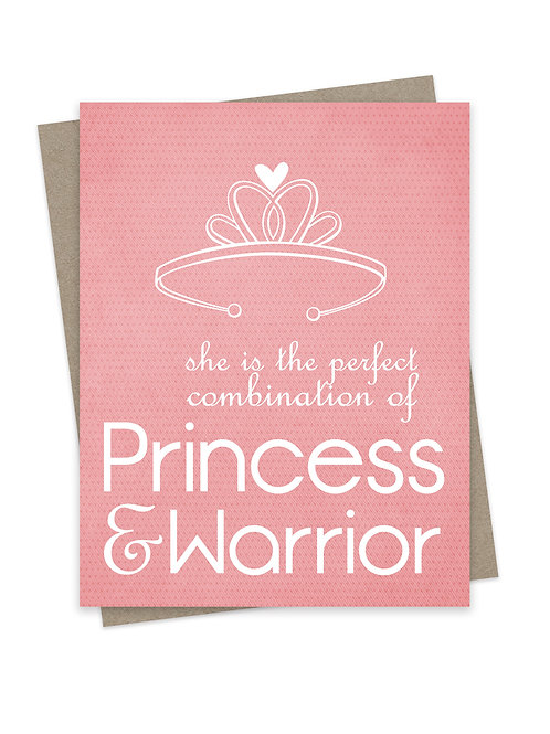 Princess & Warrior