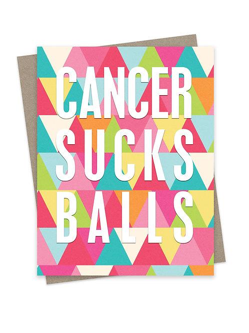 Cancer Sucks Balls