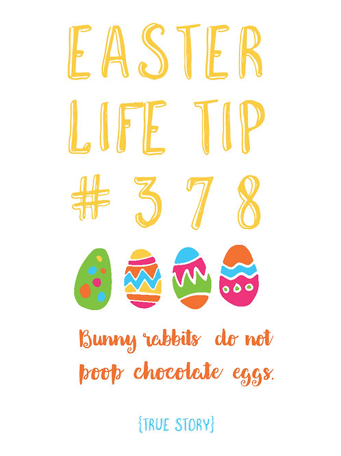 Easter Life Tip #378