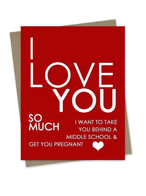 Middle School Love