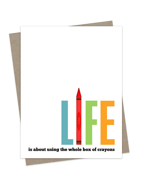 Crayon Life