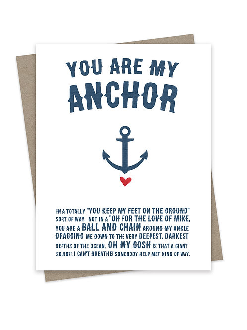 Good Kind of Anchor