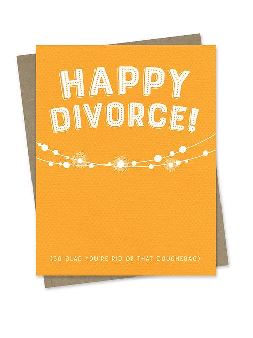 Happy Divorce for Her