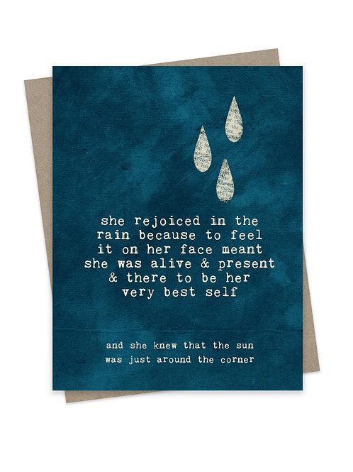 Rejoice in the Rain