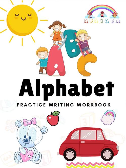Alphabet Practice Writing Workbook