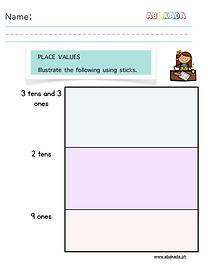 Place Value Tens