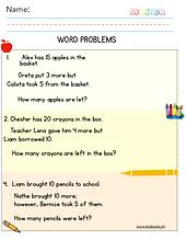 Word Problem 8