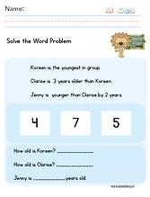 Easy Word Problem 2