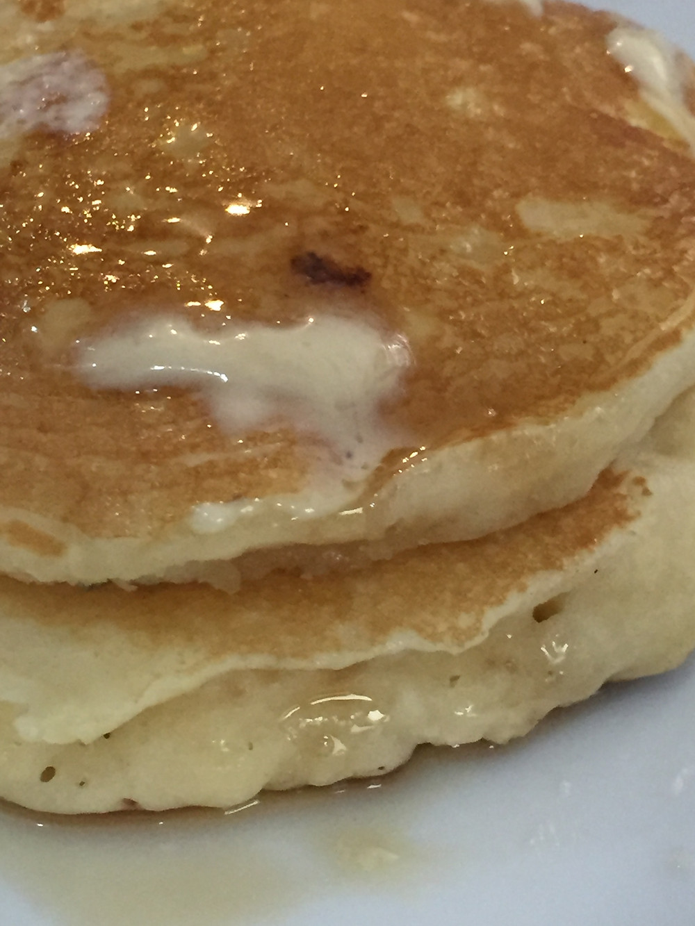 Homemade Fluffy Pancakes Recipe
