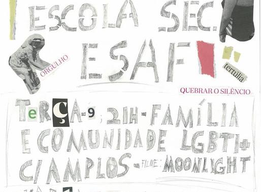 Sessões Pré-Marcha LGBT+ de Barcelos