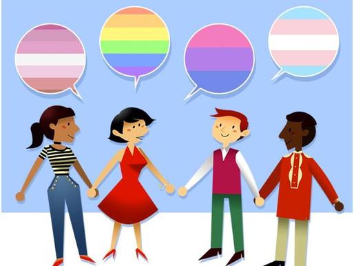 Reunião de mães e pais de filhos trans - AMPLOS