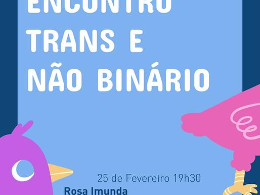 [Porto] Encontro Trans e Não Binário II