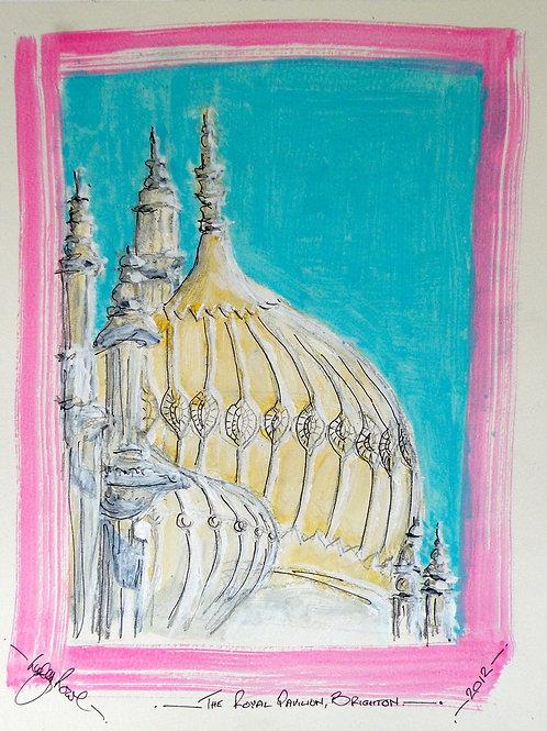 The Royal Pavilion Brighton