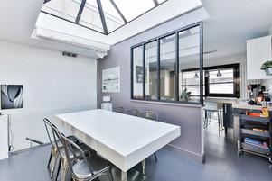 Dividir espais oberts a l'estil loft