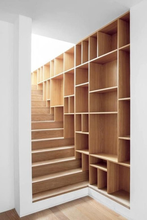 Mobles integrats en el disseny de la casa