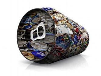 Reciclagem de latas é realmente eficiente?