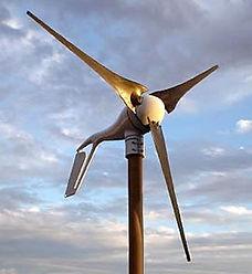 turbina eolica whisper