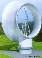 Concentrador de ar para gerador eólico