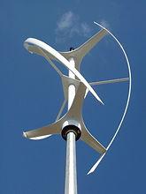 Turbina eólica darrieus