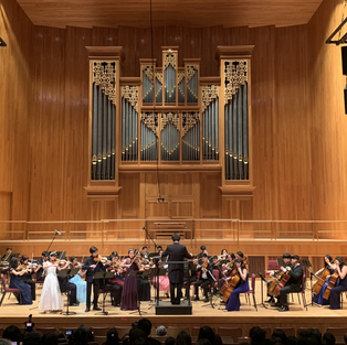 TRIPLE CONCERTO w/ YOUTH ORCHESTRA