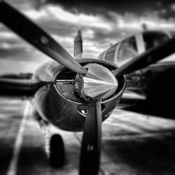 Plane nose 1