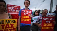 Social Security is losing money