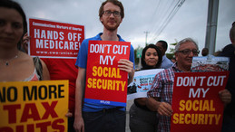 Social Security is losing money