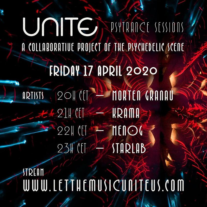 Unite - PsyTrance Sessions Friday