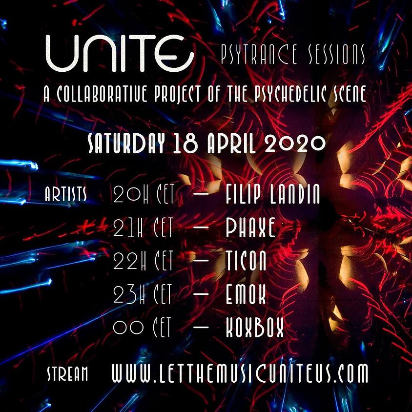Unite - PsyTrance Sessions Saturday