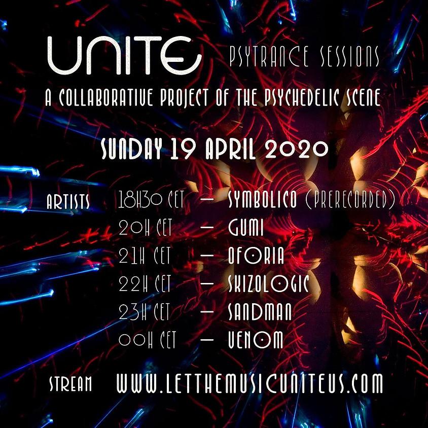 Unite - PsyTrance Session Sunday