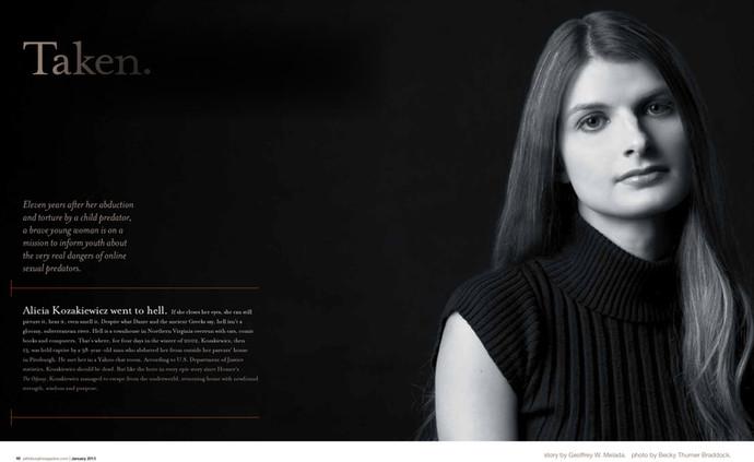ALICIA KOZAKIEWICZ                           Portrait